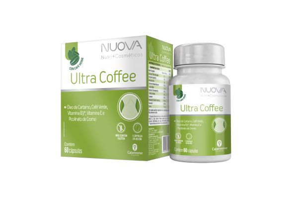 Nuova Ultra Coffee|Catarinense 60 Cáps