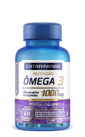 Ômega 3 DHA Gesta|Catarinense 30 Cáps