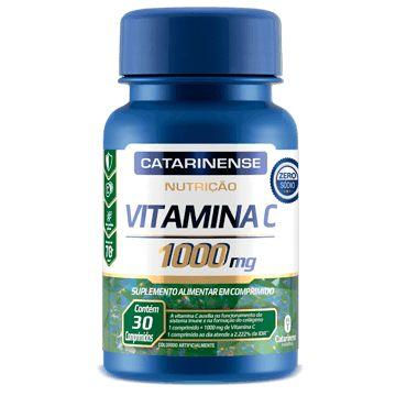 Vitamina C 1000mg|Catarinense