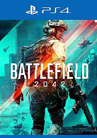Battlefield 2042 Ediçao Standard - PS4