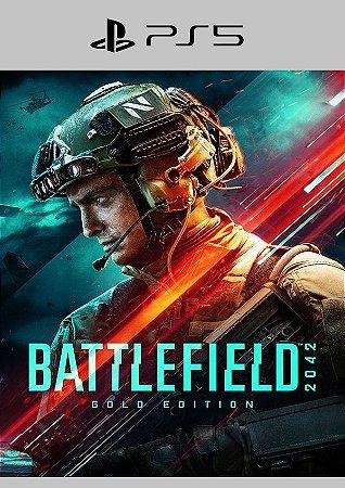 Battlefield 2042 Ediçao Gold - PS5