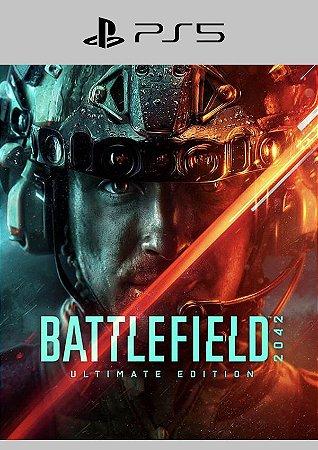 Battlefield 2042 Ediçao Ultimate - PS5