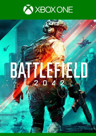Battlefield 2042 Ediçao Standard - Xbox One