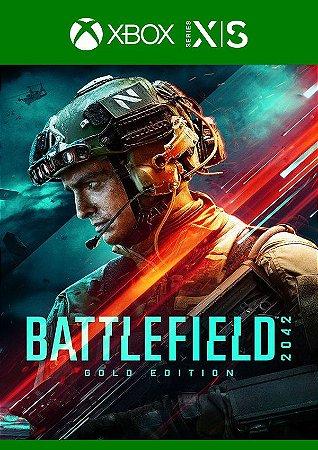 Battlefield 2042 Edição Gold - Xbox Series X/S