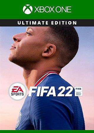FIFA 22 Versão Ultimate - Xbox One