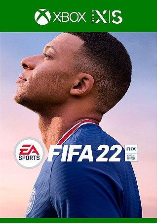 FIFA 22 Versão Standard - Xbox Series X e S