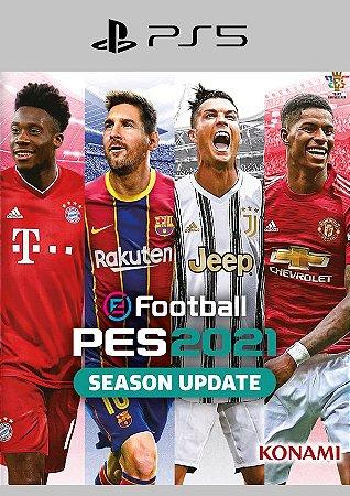 Pro Evolution Soccer PES 21 - PS5