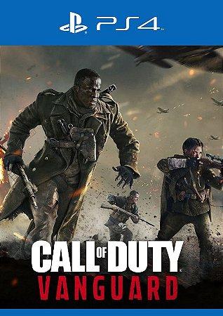Call of Duty Vanguard  Standard - PS4