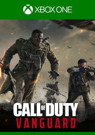 Call of Duty Vanguard  Standard - Xbox One
