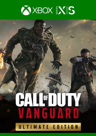 Call of Duty Vanguard Ultimate - Xbox Series X/S