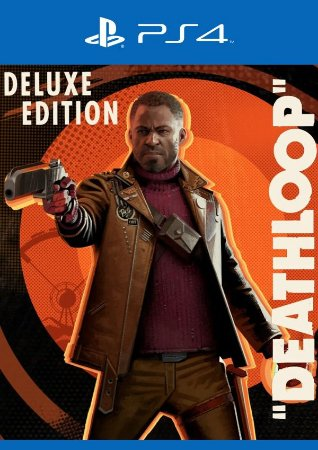 Deathloop Edição Deluxe - PS4