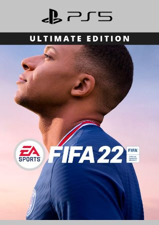 FIFA 22 Ultimate Edition - PS5