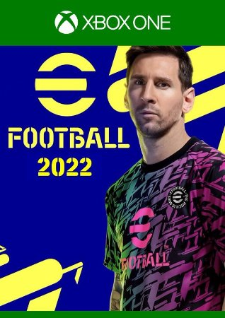 eFooteball 2022 PES 22 - Xbox One