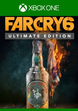 Far Cry 6 Ultimate Edition - Xbox One