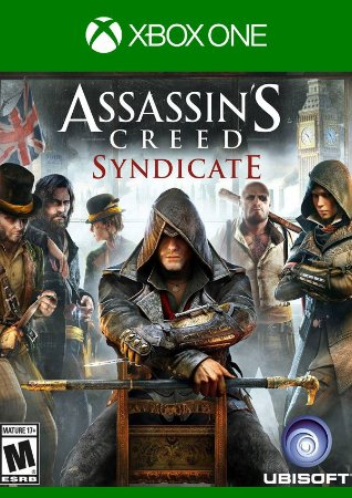 Assasin's Creed Syndicate - Xbox One