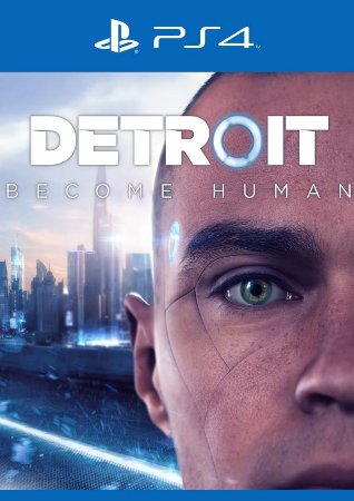 Detroit: Become Human - PS4