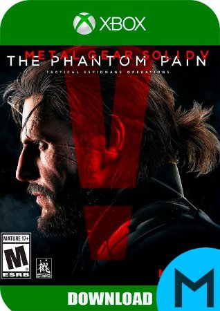 Metal Gear Solid V: The Phantom Pain - Xbox