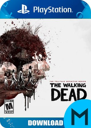 The Walking Dead: The Telltale Definitive Series - PS4