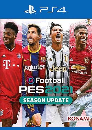 Pro Evolution Soccer PES 21 - PS4