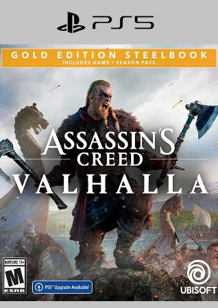 Assassin's Creed Valhalla Gold - PS5