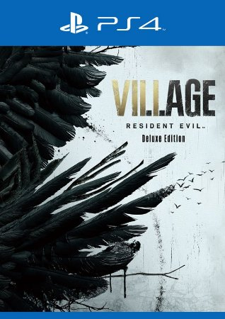 Resident Evil Village - PS4 Deluxe Edition