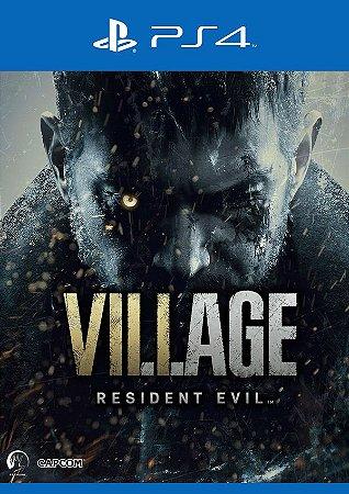 Resident Evil Village - PS4 Standard Edition
