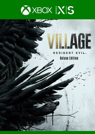 Resident Evil Village - Xbox Series X/S Deluxe Edition