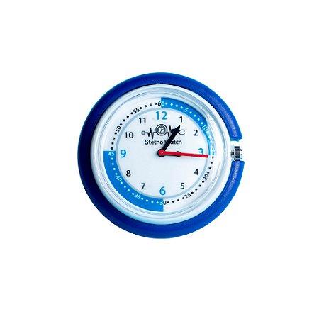 Relógio para Estetoscópio Stetho Watch Azul