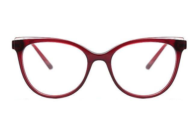 Óculos de grau Hickmann HI6164 H02 50.5