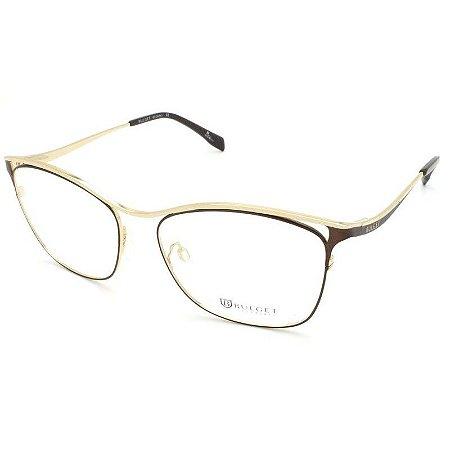 Óculos de grau Bulget BG1574 01A 54