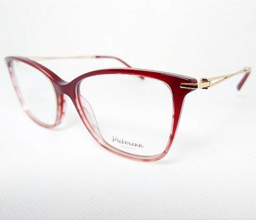 Óculos de grau Hickmann HI6145 C01 53.5