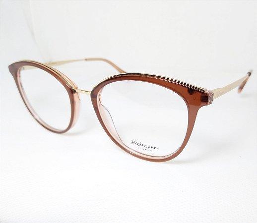 Óculos de grau Hickmann HI6L33B H01 53