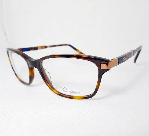 Óculos de grau Burguese BG520 55