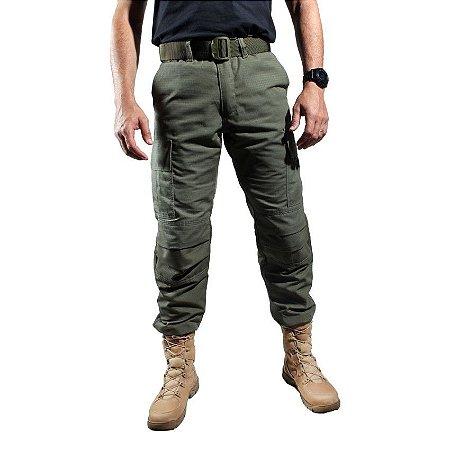 Calça Masculina Combat Verde Bélica