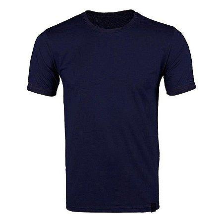 Camiseta Masculina Soldier Azul Marinho Bélica