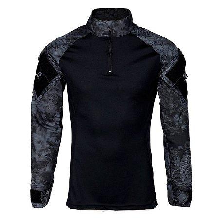 Combat Shirt Camuflado Typhon Bélica