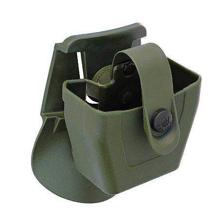 Porta Algema em Polímero - Aba Paddle - Verde