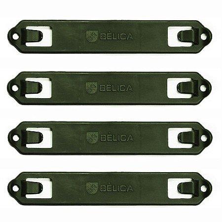 Kit Speed Clip 5 Unidades - Verde