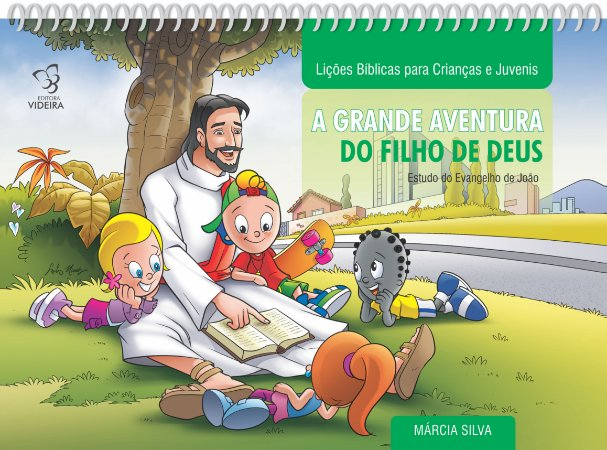APOSTILA DE CÉLULA - A GRANDE AVENTURA DO FILHO DE DEUS