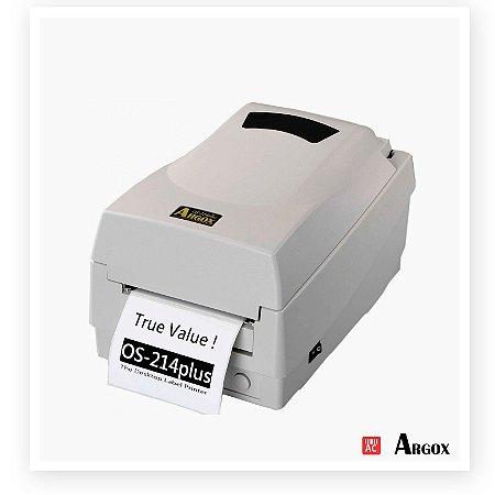 Impressora de Códigos de Barras Cash Way Argox OS 214 Plus