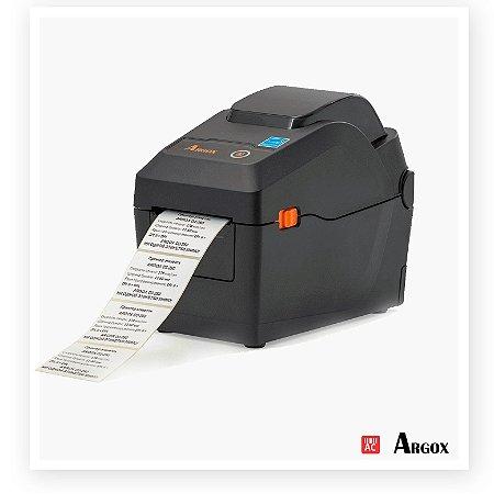 Impressora de Etiquetas Argox D2-250 203dpi - Ethernet (Código: 99-D2202-000)