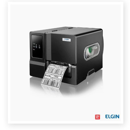 Impressora de Etiquetas Elgin TT042 203dpi - Ethernet