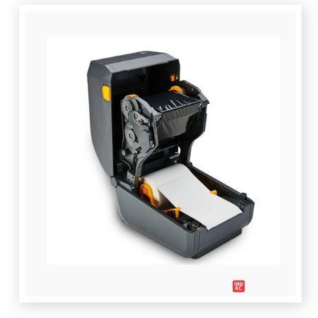 Instalação e treinamento de impressora de etiquetas DESKTOP Remoto