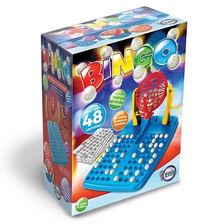 Bingo - 48 Cartelas