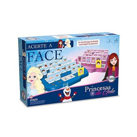 Acerte a Face - Princesas do Gelo