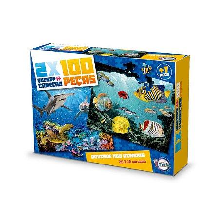 Puzzle Oceanos