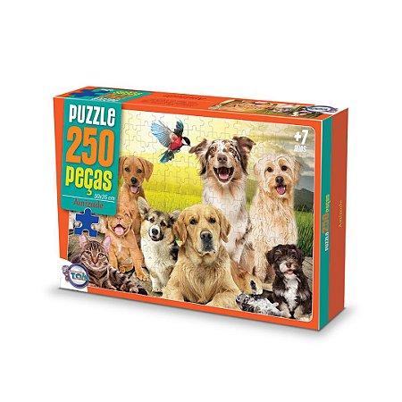 Puzzle Animais Amizade