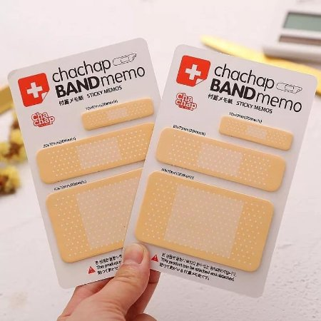 Sticky Notes Band Aid