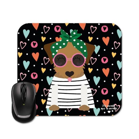 Mouse Pad Caramelo
