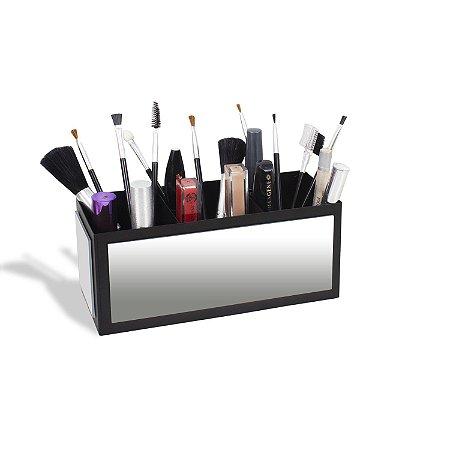 Organizador para Maquiagem Trio Espelhado